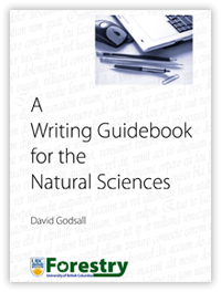 A Writing Guidebook for the Natural Sciences cover