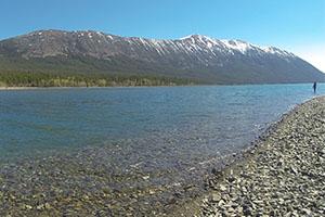 Chilko Lake by Nathan Furey