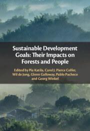 Sustainable Development Book Cambridge IUFRO - Book Cover